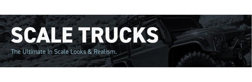 Scale Trucks