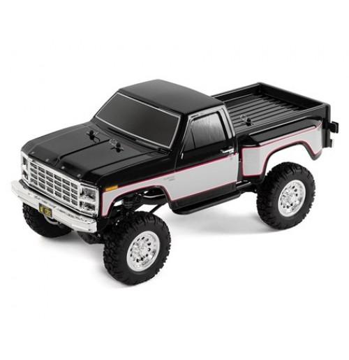 Team Associated CR12 Ford F-150 Truck RTR 1/12 4WD Rock Crawler (Black)