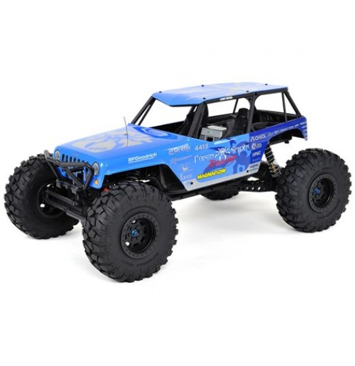 Axial Wraith Jeep Wrangler Poison Spyder RTR 4WD Electric Rock Crawler
