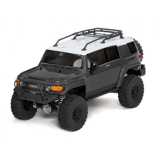 HPI Venture FJ Cruiser RTR 4WD Scale Crawler (Gunmetal)