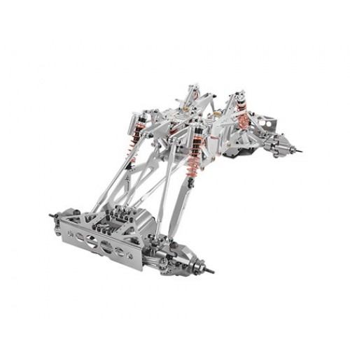 RC4WD 1/4 Killer Krawler 2 Kit (Gun Metal/Silver)