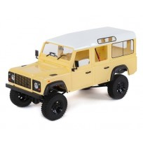 RC4WD 1/10 Gelande II LWB RTR Scale Crawler w/D110 Body Set