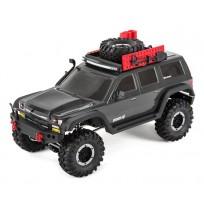Redcat Everest Gen7 PRO 1/10 4WD RTR Scale Rock Crawler w/2.4GHz Radio (Black)