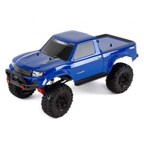 Traxxas TRX-4 Sport 1/10 Scale Trail Rock Crawler (Blue)
