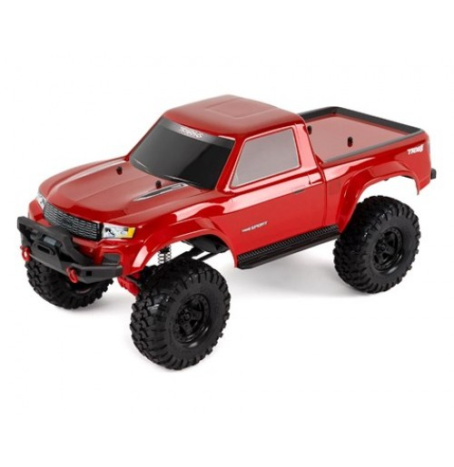 Traxxas TRX-4 Sport 1/10 Scale Trail Rock Crawler (Red)