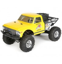 Vaterra Ascender Chevrolet K10 Pickup RTR Rock Crawler w/DX2e 2.4GHz Radio