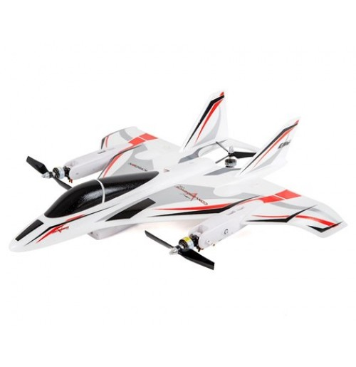 E-flite Convergence VTOL BNF Electric Airplane / Multirotor Drone (650mm)