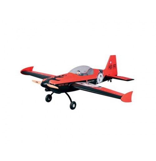 FMS Votec 322 Plug-N-Play Electric Airplane (Hamilton) (1400mm)