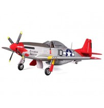 FMS P-51D Mustang V8 Warbird Plug-N-Play Airplane (1450mm) (Duchess Arlene)