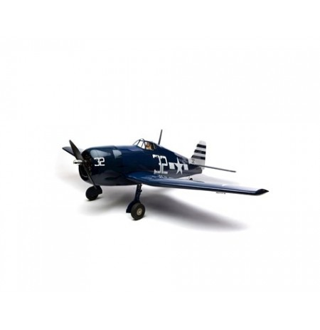 Hangar 9 F6F Hellcat 15cc ARF Airplane Kit (Electric/Nitro/Gasoline) (1630mm)