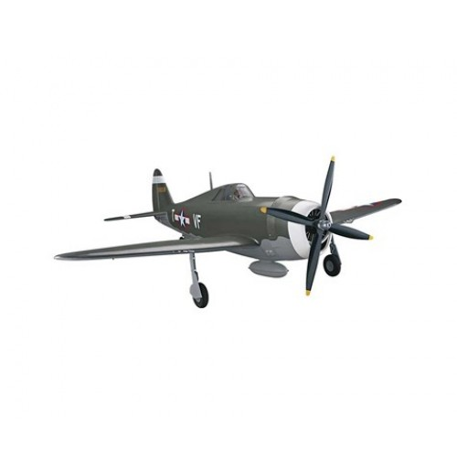 Top Flite P-47D Thunderbolt Razorback ARF Airplane (2160mm)