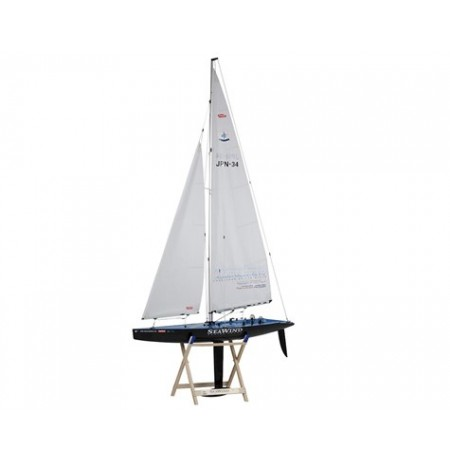 Kyosho Seawind Carbon Edition ReadySet Racing Yacht