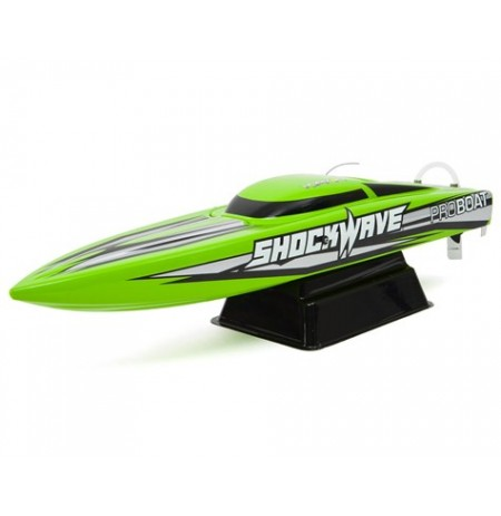 Pro Boat Shockwave 26 Brushless Deep-V RTR Boat