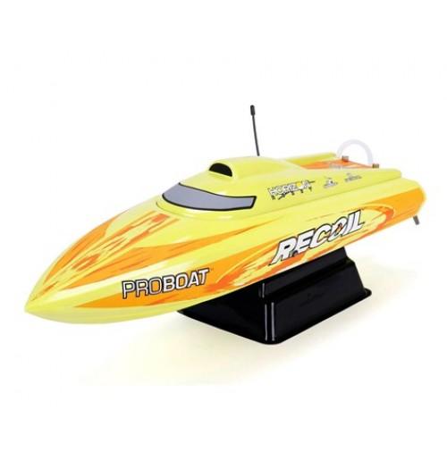 Pro Boat Recoil 26 Brushless Deep-V RTR Self-Righting Boat