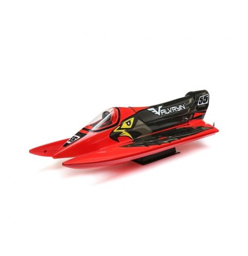 "Pro Boat Valvryn 25"" F1 Tunnel Hull RTR Brushless Boat"