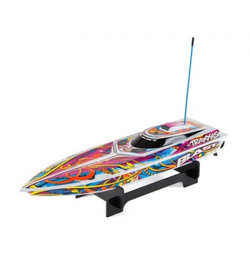 Traxxas Blast 24 High Performance RTR Race Boat