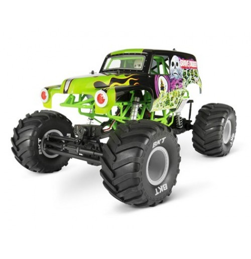 Axial SMT10 Grave Digger 4WD RTR Monster Truck
