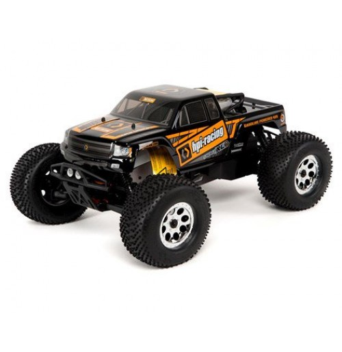 HPI Savage XL Octane 1/8 4WD Gas Monster Truck w/2.4GHz Radio & 15cc Gaso