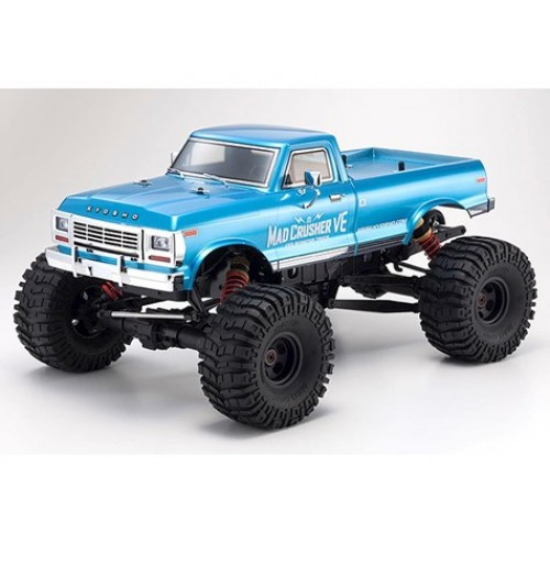 Kyosho Mad Crusher VE 1/8 ReadySet Monster Truck