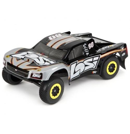 Losi XXX-SCT 1/10 2WD Electric Brushless RTR Short Course Truck