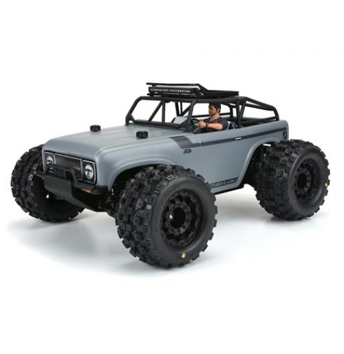 Pro-Line Ambush MT 4x4 4WD 1/10 Monster Truck w/Trail Cage (Pre-Built Roller)