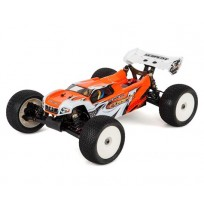 Serpent S811T-E Cobra E RTR 1/8 4WD Electric Truggy