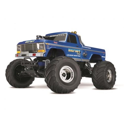 Traxxas Bigfoot No.1 Original Monster RTR 1/10 2WD Monster Truck