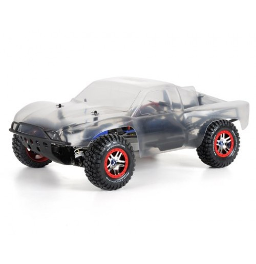 Traxxas Slash 4X4 LCG Platinum Brushless 1/10 4WD Short Course Truck