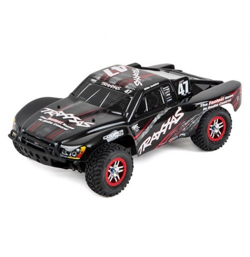 Traxxas Slash 4X4 Ultimate RTR 4WD Short Course Truck (Mike Jenkins)