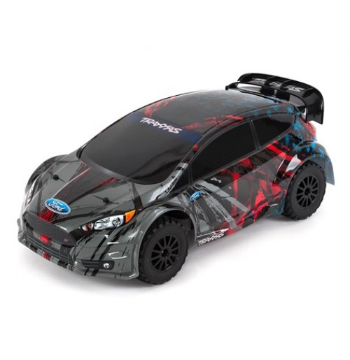 Traxxas Ford Fiesta ST RTR 1/10 4WD Rally Car