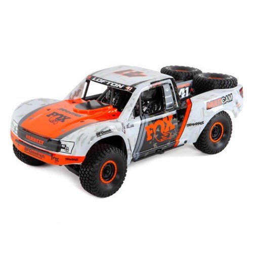 Traxxas Unlimited Desert Racer UDR 6S RTR 4WD Electric Race Truck (Fox Racing)