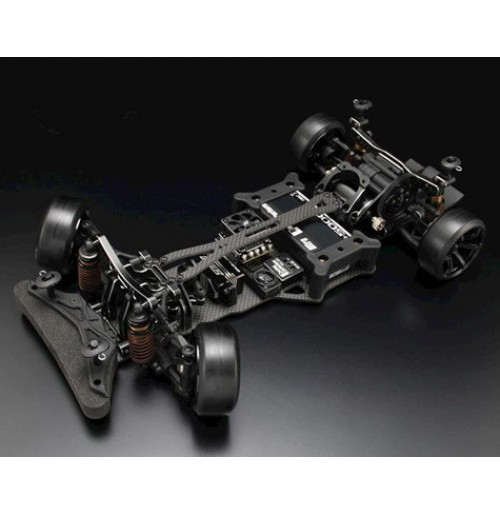 Yokomo YD-2 EXII 2WD RWD Drift Car Kit (Graphite Chassis)
