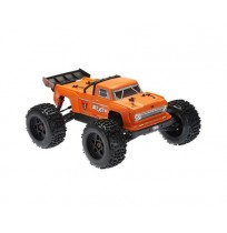 Arrma Outcast 6S BLX Brushless RTR Monster Stunt Truck (Orange)