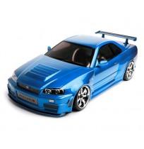 MST FXX-D 1/10 Scale 2WD Brushless RTR Drift Car w/Nissan R34 GT-R Body