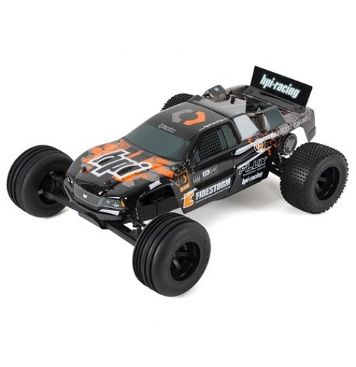 HPI E-Firestorm 10T Flux 1/10 RTR Brushless Stadium Truck