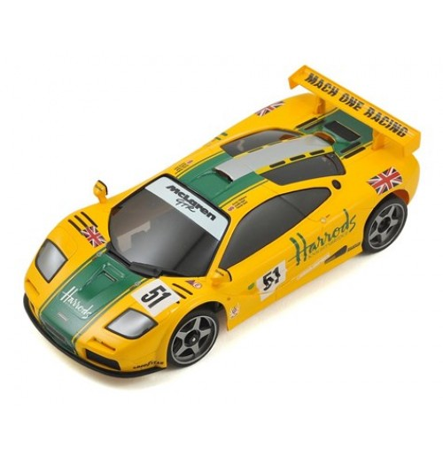 Kyosho MR-03S2 Mini-Z Racer Sports ReadySet w/McLaren 1995 F1 GTR No. 51 LM