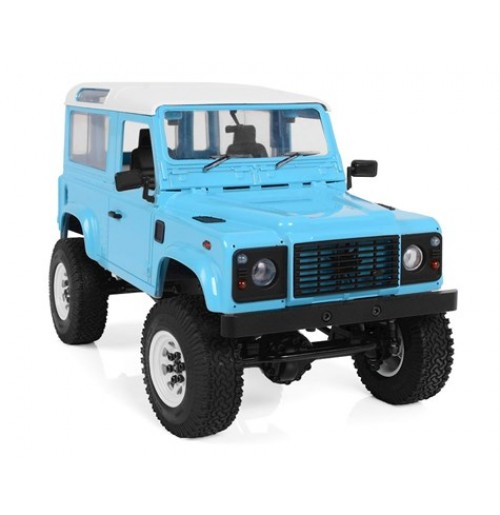 RC4WD 1/18 Gelande II RTR Scale Mini Crawler w/D90 Body Set (Blue)
