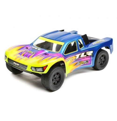 Team Losi Racing 22SCT 3.0 1/10 Scale 2WD Electric Racing Short Course Kit