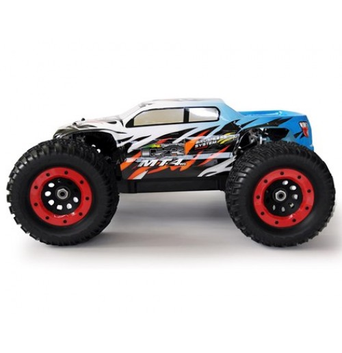 Thunder Tiger MT4 G3 1/8 Scale Monster Truck RTR (Red)