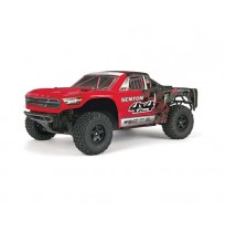 Arrma Senton 4x4 Mega 1/10 Short Course Truck RTR (Red/Black)