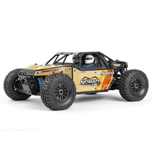Team Associated Nomad DB8 1/8 Brushless RTR Electric Desert Buggy Combo