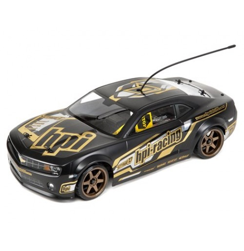 HPI Sprint 2 Drift RTR w/2010 Camaro Body & 2.4GHz Radio System