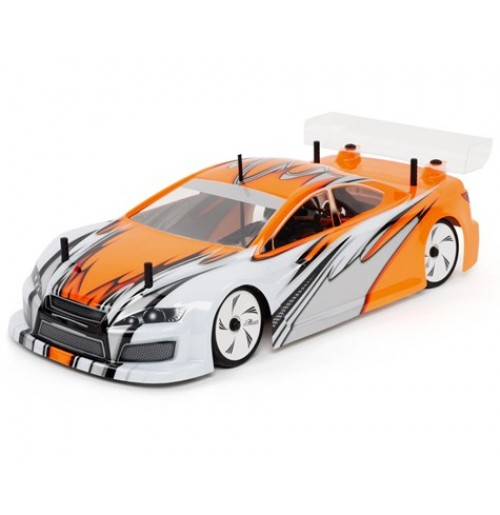 Serpent S411 1/10 RTR 4WD Electric Touring Car