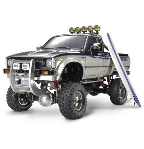 Tamiya Toyota Hilux High-Lift Electric 4X4 Scale Truck Kit