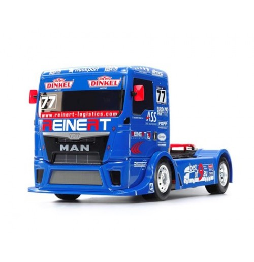 Tamiya Team Reinert Racing MAN TGS 1/14 4WD On-Road Semi Truck