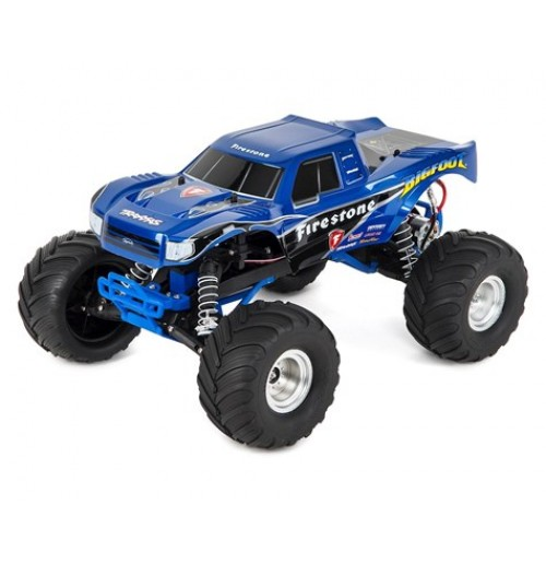 Traxxas Bigfoot 1/10 RTR Monster Truck (Firestone)