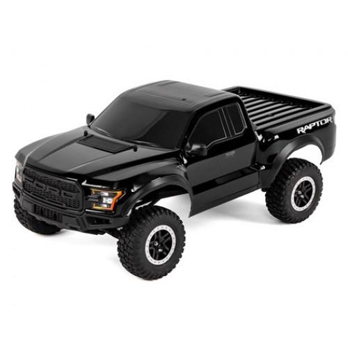 Traxxas 2017 Ford Raptor RTR Slash 1/10 2WD Truck (Black)