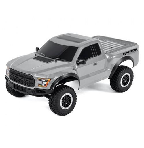 Traxxas 2017 Ford Raptor RTR Slash 1/10 2WD Truck (Silver)