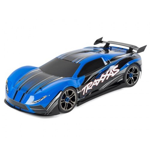 Traxxas XO-1 1/7 RTR Electric 4WD On-Road Sedan (Blue)