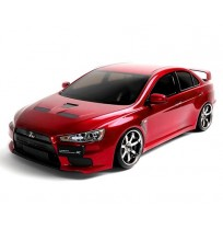 MST MS-01D 1/10 Scale 4WD Brushless RTR Drift Car w/EVO X Body (Red)